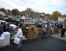 November Food Distribution